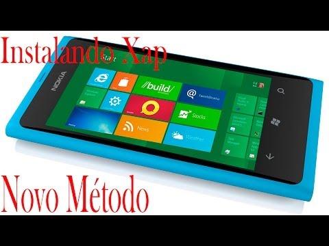 Novo Método de Instalação de Xap no Windows Phone 8 sem SDK