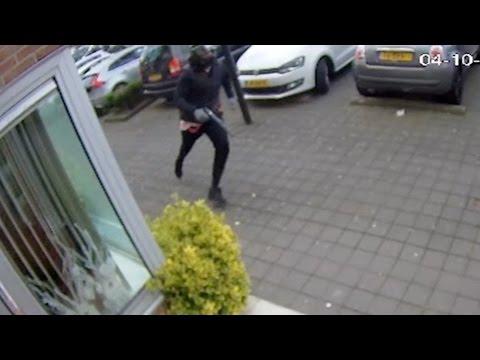 Amsterdam: Poging liquidatie aan het Iwan Kantemanplein #1