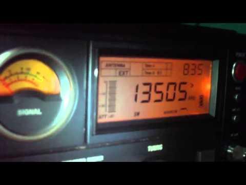 13505 khz Radio Cidade Oldies , Com Sinal Bom , Pernambuco , Brazil