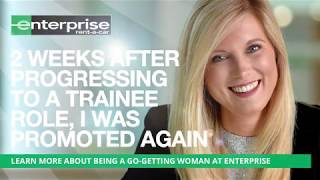 Hannah - Women thrive at Enterprise Rent-A-Car - Jobs and Careers