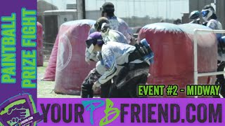PPF Event #2 Paintball Tournament Highlights - 7/25/2015