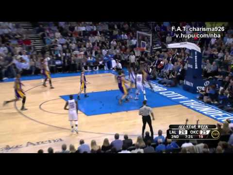 James Harden Top 10 Plays at Thunder