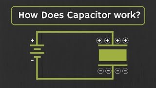 How does a capacitor work ??