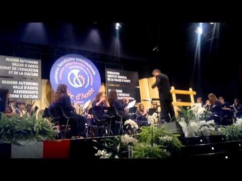 Certamen internacional de bandas valle de aosta pepe el fester CIM MISLATA