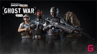 Ghost War PVP 4vs4