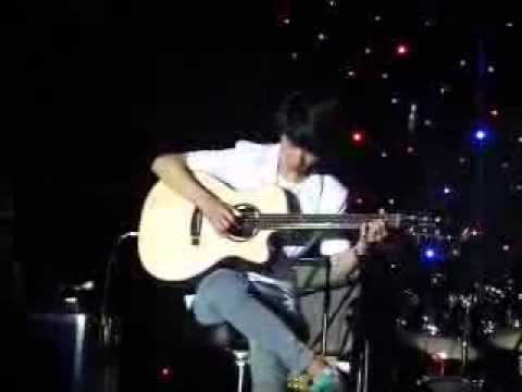 Sungha Jung Live In Manila (sofitel Plaza) - Hotel California video