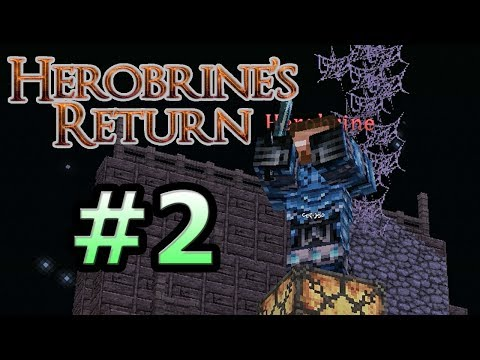 Tackle⁴⁸²⁶ Herobrine's Return (Minecraft Adventure)[TH] #2