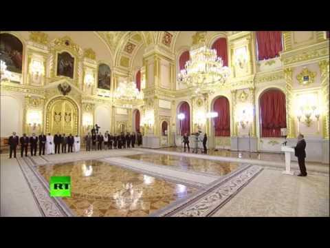 Путин о победе Дональда Трампа