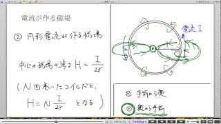 高校物理解説講義:「電流が作る磁場」講義4