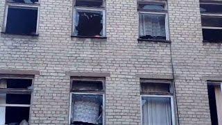 В результате обстрела Донецка погибли четверо мирных жителей - (видео)