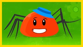 Itsy Bitsy Spider - Incy Wincy Spider - Kids Songs & Nursery Rhymes for Children