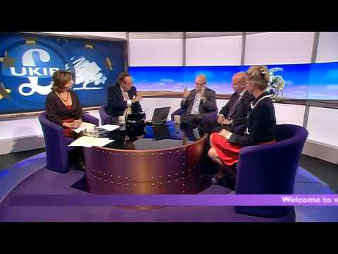 Paul Nuttall - The Eurosceptic Vote (20/09/12)