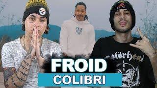 Froid - Colibri (prod Froid) | REACT / ANÁLISE VERSATIL