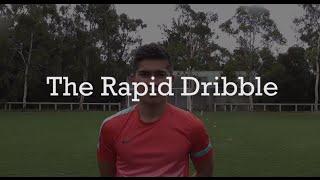Best Soccer Drill : Rapid Dribbling