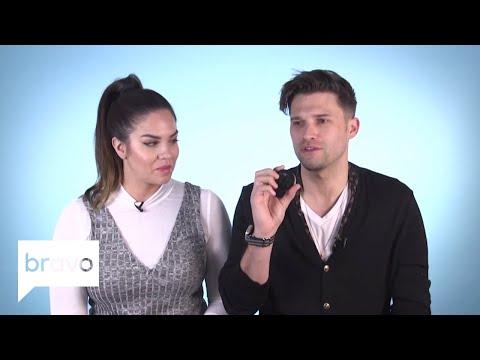 Vanderpump Rules: The ladies & Tom Schwartz Show Their Go To Makeup (Season 6, Episode 26) | Bravo