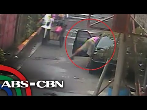 Man Steals Car In 10 Minutes video