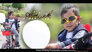 ADVIK | PRE BIRTHDAY SHOOT 2018 | DREAM WEDDING PHOTOGRAPHY PANIPAT