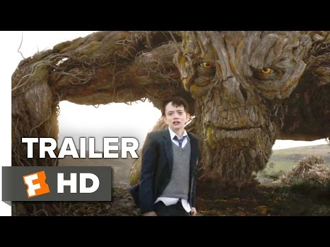 A Monster Calls Official Trailer 1 (2016) - Felicity Jones Movie streaming vf