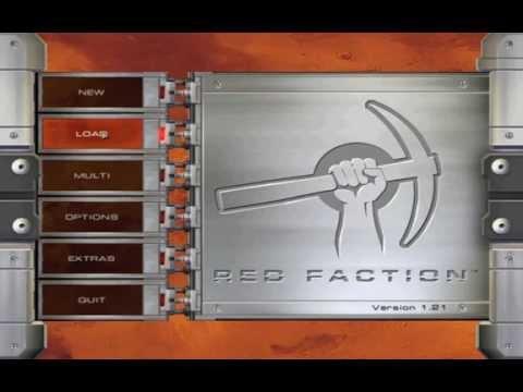 Разрушаемость в играх: Red Faction