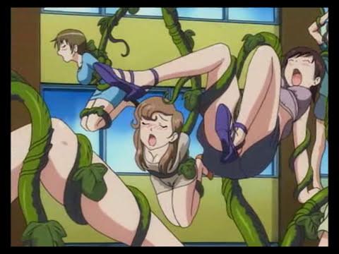 Anime Tentacle 001