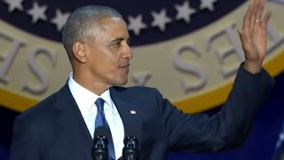 Obama Farewell Sch FULL Event | ABC News