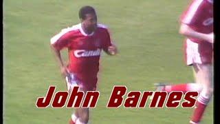 John Barnes Liverpool FC Goals Collection