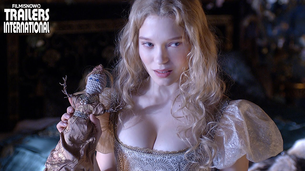 Beauty and the Beast ft. Vincent Cassel | Official US Release Trailer [HD]