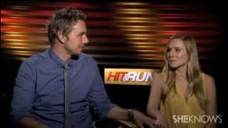 Dax Shepard & Kristen Bell Talk Real-Life Romance - Celebrity Interview