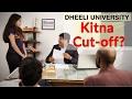 Dheeli University - Kitna cut-off ? - Comedy one