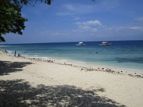 WHITE BEACH Panagsama, Moalboal Cebu Island ~ Philippines Tourism ~ My Motorcycle Adventures
