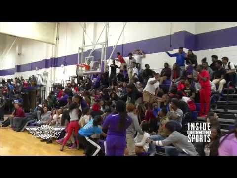 Week 8 - Boys Basketball - Dallas Carter Cowboys At Dallas Lincoln Tigers