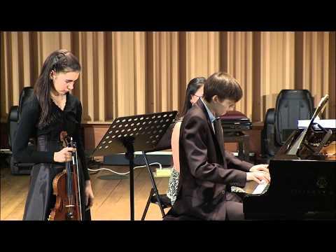 Бах Иоганн Себастьян - СОНАТА No6 СОЛЬ-МАЖОР ДЛЯ СКРИПКИ И фортепиано, BWV1019 Клавир