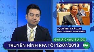 Tin tức: Bộ trưởng TT&TT Trương Minh Tuấn bị đảng kỷ luật