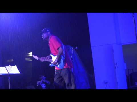Eric Gales - LIVE at the Levitt Shell in Memphis - Wings of RnR