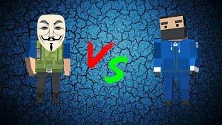 """Block Strike ,,PRO vs Hacker"""""""