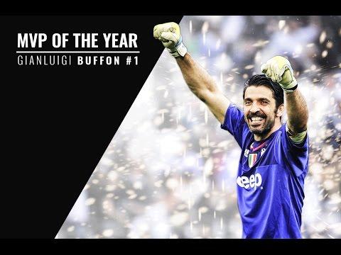 Gianluigi Buffon - Juventus MVP 2015/16