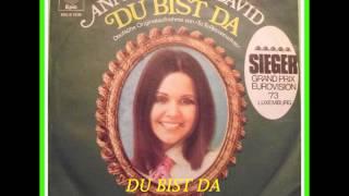 Watch Anne Marie David Du Bist Da video