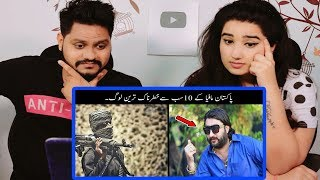 Indian Reacts On 10 Most Powerful Peoples In Pakistan ¦ Pakistani Don's | Haider Tv | Krishna Views