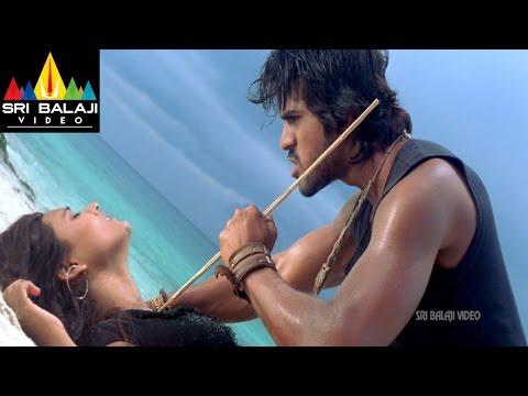 Chirutha Movie Neha Ram Charan Scene - Ram Charan, Neha Sharma video