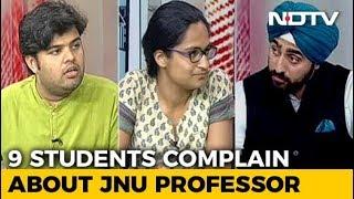Sexual Harassment Rocks JNU Campus
