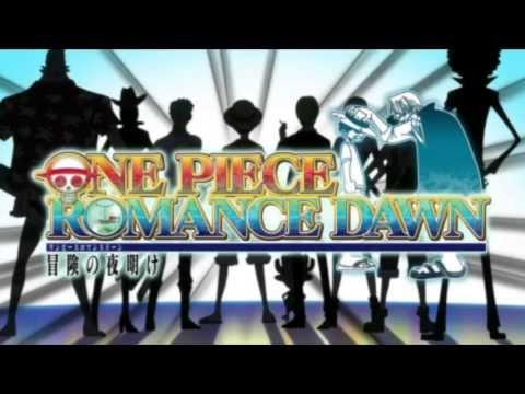 One Piece 海賊王 冒險的黎明 Romance Dawn OP