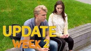 UPDATE WEEK 2 | Brugklas Seizoen 6
