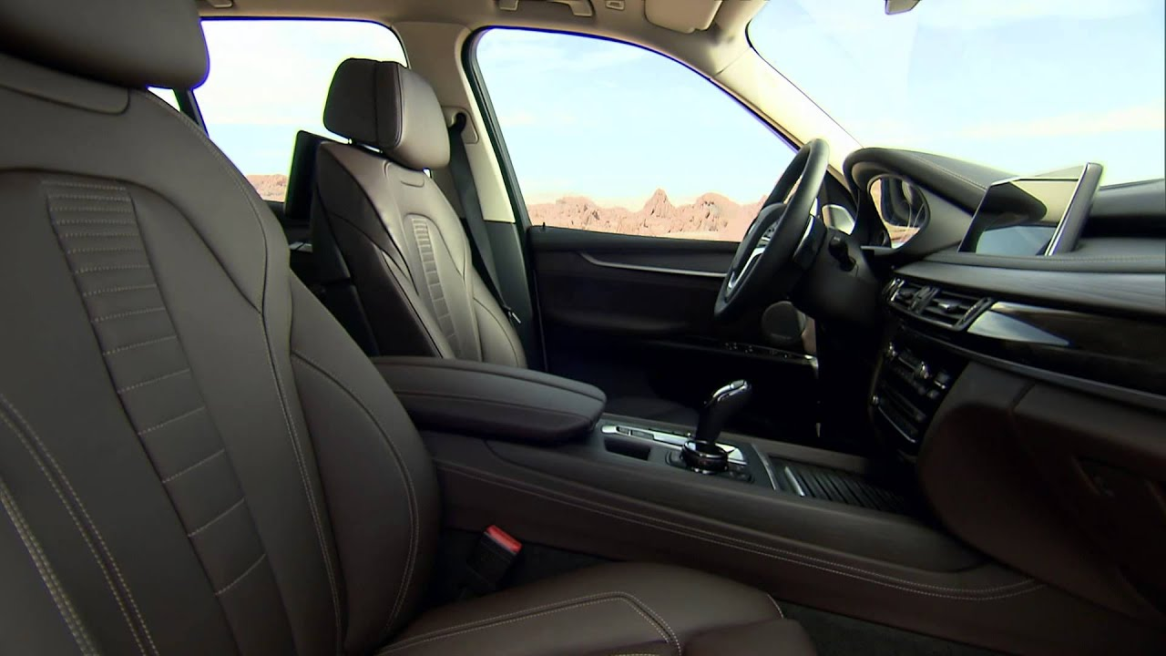 New 2014 bmw x5 interior design youtube for Interieur x5
