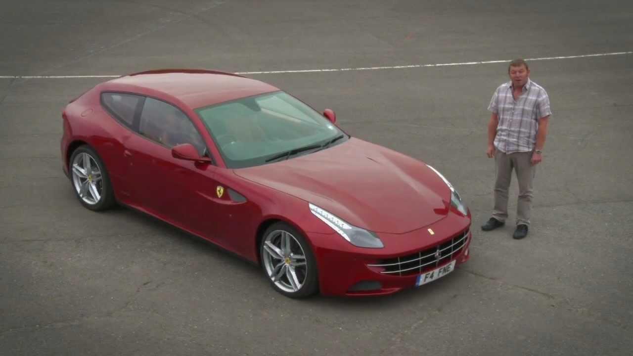 Ferrari ff Will it Drift