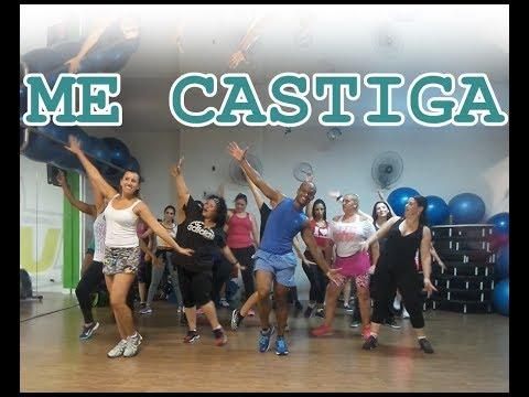 Neblina Feat. Dennis - Me Castiga - Coreografia Prof. Brunno Pereira