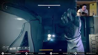 Destiny 2 PS4 (26) The Last Wish Raid (Part 2) with Exploding Fire Bunnies,