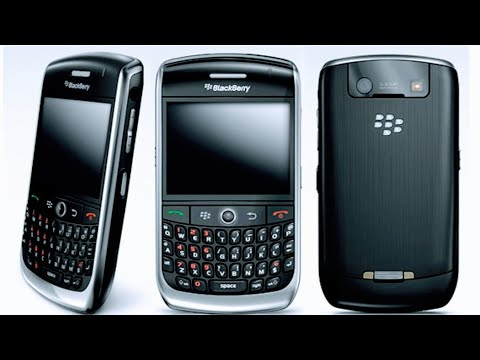BlackBerry Curve 8900 disassembly