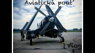 Aviatická pouť l Letecký den Pardubice 2016
