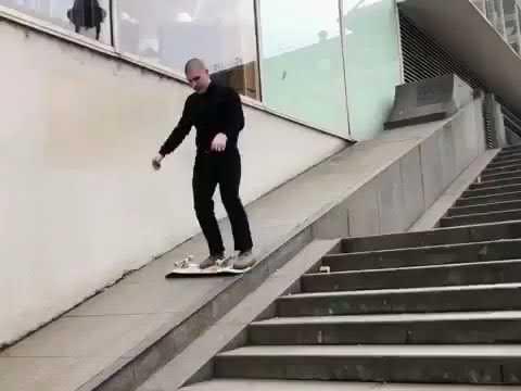 Golden clips from @manuelschenck & @undergrund via @theworldofskateboarding | Shralpin Skateboarding