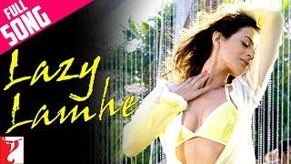 Lazy Lamhe - Full Song | Thoda Pyaar Thoda Magic | Saif Ali Khan | Amisha Patel | Anusha Mani